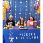 Roper Signs to Play Softball at Converse College