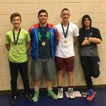 Hard Work Pays off for Blue Flame Wrestlers