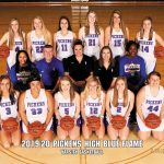 Lady Blue Flame Basketball Team Looking to Bounce Back this Week