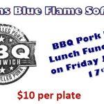 Blue Flame Softball Fundraiser