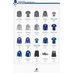 BSN Blue Flame Football Team Store