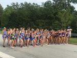 Blue Flame Cross Country Teams Hosted Their First Home Meet of the Season Against Walhalla, Travelers Rest, and Berea