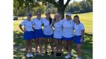 The Lady Blue Flame Golf Team,  Region Champions!