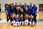 Lady Blue Defeat Eastside 3-0 in the Second Round of Playoffs: Advance to Upper State