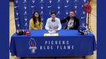 Zander Gravely Signing Day Pictures