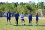 Blue Flame Track Defeats Liberty and Walhalla