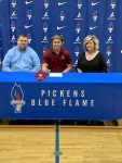 Peyton Howard Signs His NLI with Hampden Sydney College