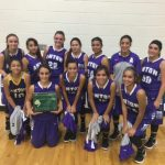 Anton Lady Dogs finish 2nd @ Floydada Tournament