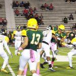 10/12 Varsity Football vs Holmes