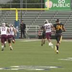 Boys Varsity Football beats Marshall 51 – 0