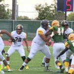 Boys Varsity Football beats Holmes 38 – 7