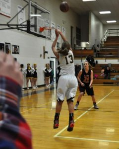 Girls Varsity vs Buhl Basketball
