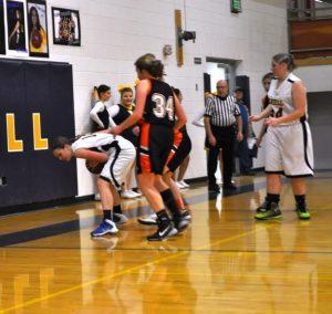 Jv Girls vs. Buhl Basketball
