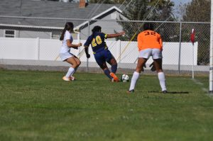 Girls Soccer Districts Day 1
