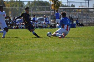 Boys Soccer Districts Day 1