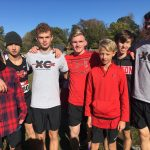 Boys Cross Country Qualifies for State Championship