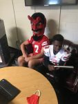 Reading With the Red Devils