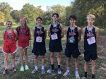 Boys Varsity Cross Country finishes 2nd place at Region Championship
