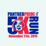 Panther Pride 5K Logo Announced