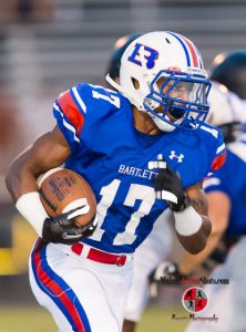 Bartlett vs Houston  Sept. 18, 2015