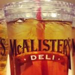McAlister's Give-Back Night x 2