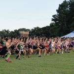 XC Teams in Nationwide 3200m Competition