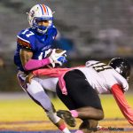 Tigers Hold Off Panthers 47-30