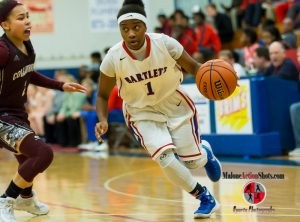Bartlett Girls vs Collierville  Dec. 4, 2015