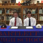 Harless, Taylor Sign LOI's