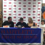 Luke McNair Signs With UT-Martin