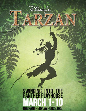 Tarzan Auditions Announced