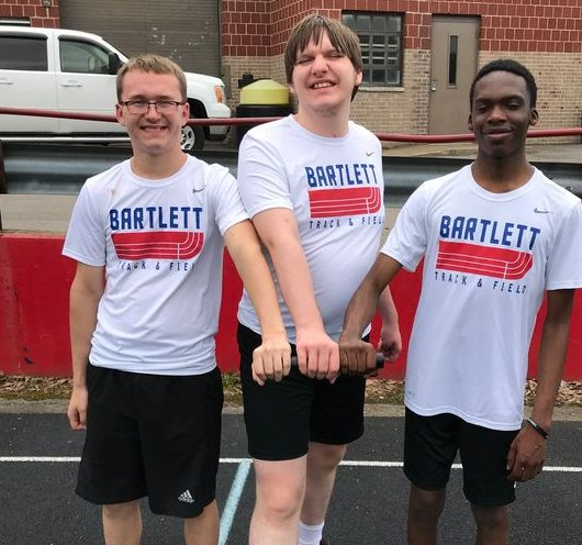 Spring Fling: Bartlett's Unified track team chasing the dream