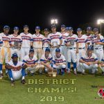 Baseball Takes District Crown