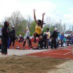 Anene Breaks Triple Jump Record