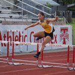 Girls JV Track Team Wins at Tipp
