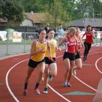 Lady Aviators Fourth at District