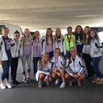 Girls' Soccer Visits Dayton Children's