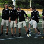 Soccer Opens Season with Day of Games
