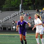Girls' Soccer on Track for Conference Title