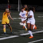 Girls' Soccer Comes from Behind to Beat Cougars