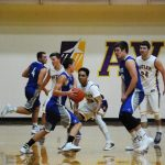 Boys' Basketball To Play Two Games This Week