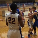 Varsity Boys' Basketball Posts Win Over Miamisburg