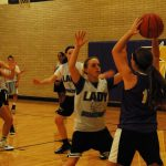 Girls' Basketball Returns for Home Game Dec. 12.