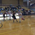 Girls' Basketball Falls to Undefeated Sidney