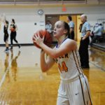 Girls' Basketball Overwhelms Greenville 46-18