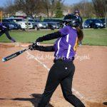 MS Softball Beats Sidney 8-3