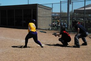 Varsity Softball vs Wayne 4-16