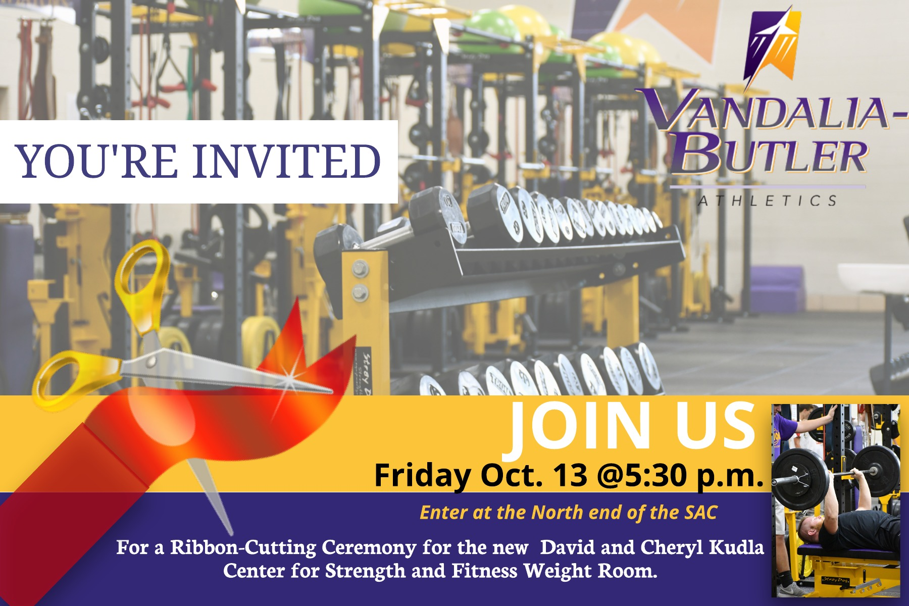 Join Us for a Ribbon-Cutting Ceremony!