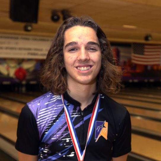 Butler's Drew Sacks Wins OHSAA State Bowling Championship