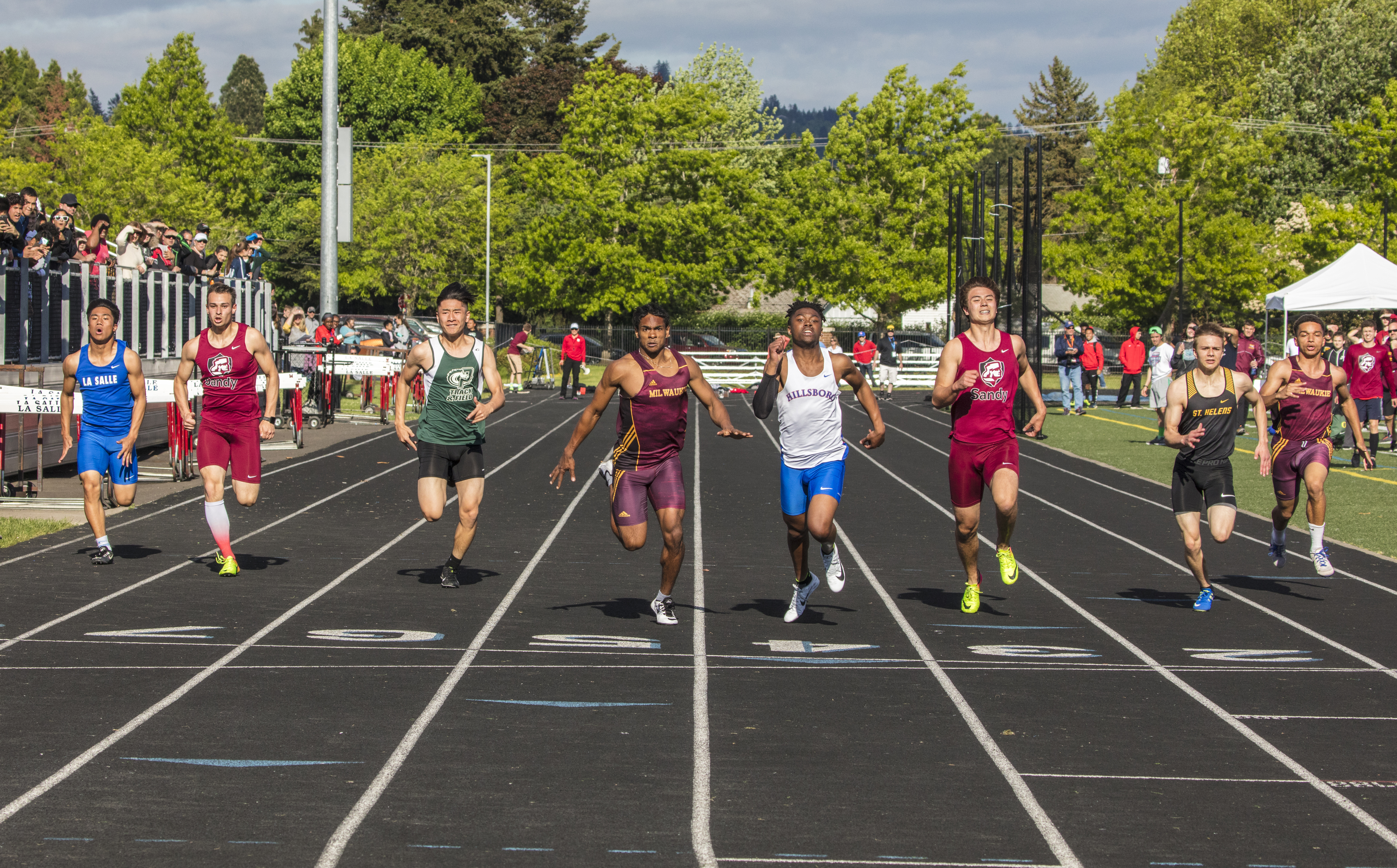 Congratulations to our Track and Field Team on a great season